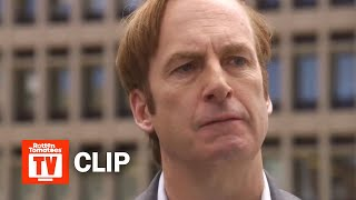 Better Call Saul S04E09 Clip | 'Jimmy's Bad News' | Rotten Tomatoes TV