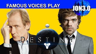 PETER DINKLAGE plays DESTINY (IMITATION GAMING)