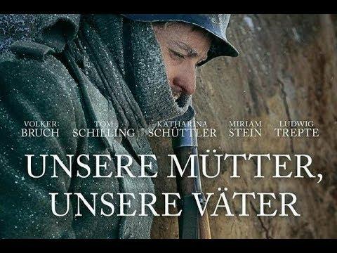 Наши матери, наши отцы (нем. язык, рус. субтитры) ч. 2 - Unsere Mütter, Unsere Väter