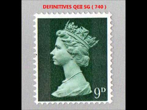 Video 7 : Stamps 1967 Great Britain