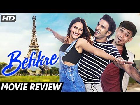 Befikre - Movie Review | Ranveer Singh |...