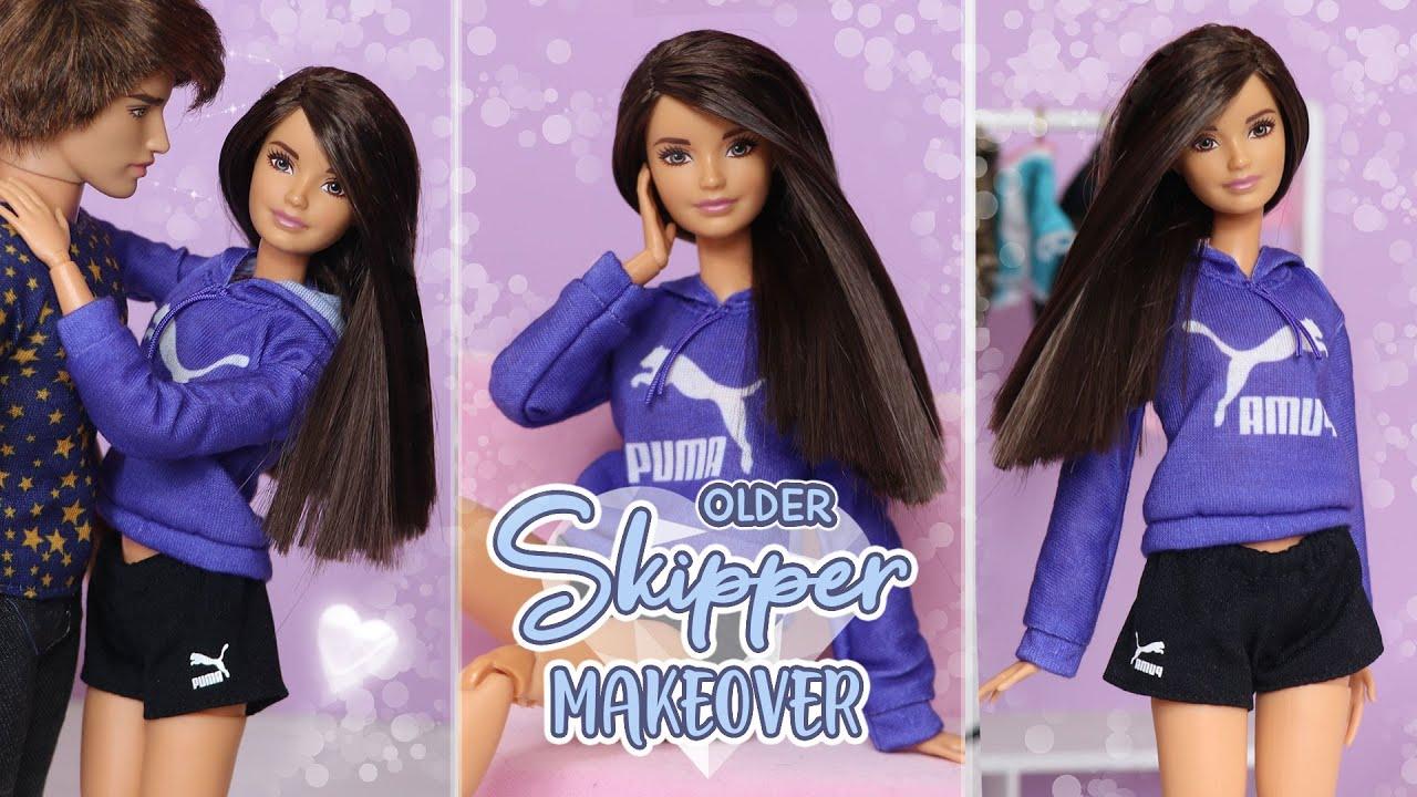 Download Older Skipper Barbie Doll Makeover