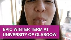An epic winter term at the University of Glasgow