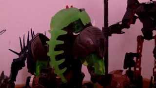 Bionicle - La poursuite du mal partie 1 (français).