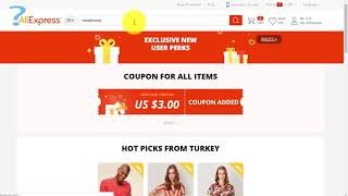 How to use Aliexpress New User Coupon 2019