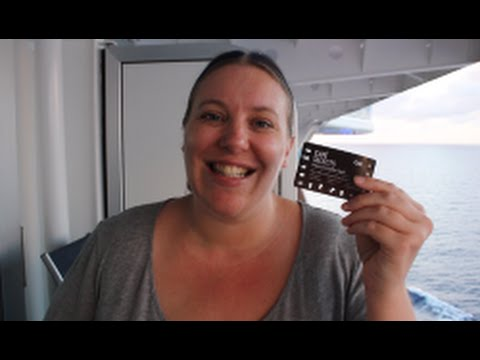 Princess Cruise Line COFFEE CARD Info