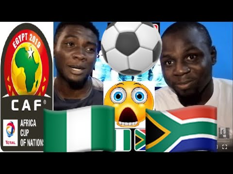 Post Match Analysis || Nigeria VS South Africa (2 - 1) || AFCON 2019