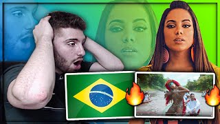 Alesso & Anitta - Is That For Me (Official Video) REACTION