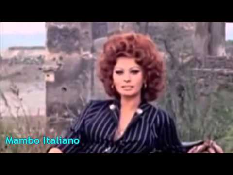 Mambo Italiano (Bette Midler) with lyrics