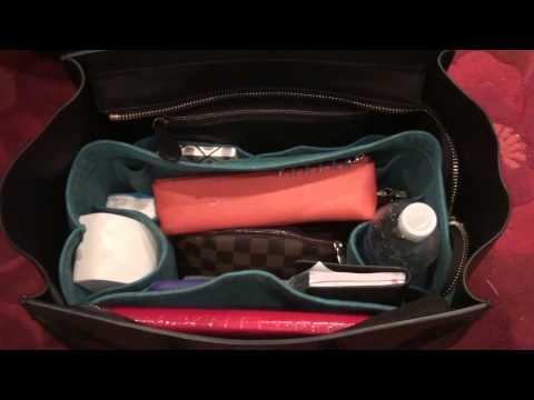 My Samorga Purse Organizer For My Celine Handbags