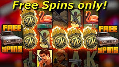 Narcos free spins compilation!