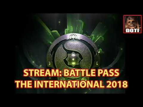 DOTA 2 EN VIVO - Esperando el Battle Pass The International 2018