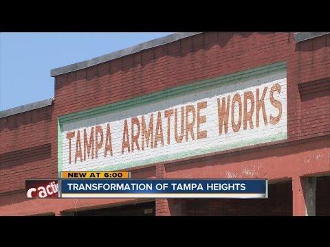 Transformation for Tampa Heights neighborhood