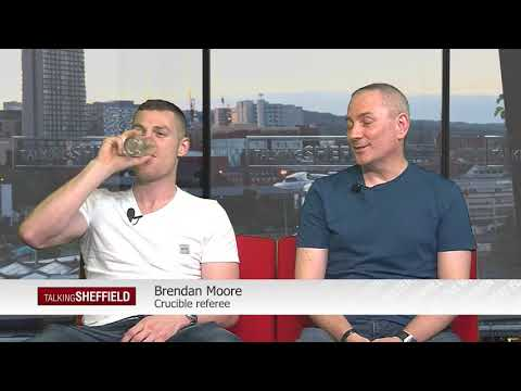 Sheffield Live TV Paul Coutts & Brendan Moore 19.4.18 Part 1