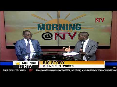 BIG STORY. Vivo Energy MD Gilbert Assi explains the rising fuel prices