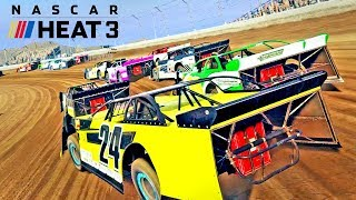 NASCAR Heat 3 - First Look!
