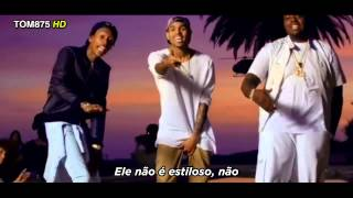 Sean Kingston ft. Chris Brown, Wiz Khalifa - Beat It  [Legendado / Traduzido] (Clipe Oficial)