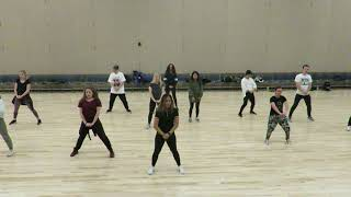 SWEET BUT PSYCHO- AVA MAX || choreo by Alexi Fernandez (Group 1)