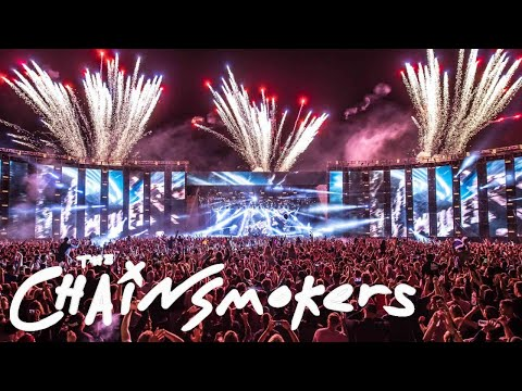 The Chainsmokers @ Creamfields UK 2018 Drops Only!