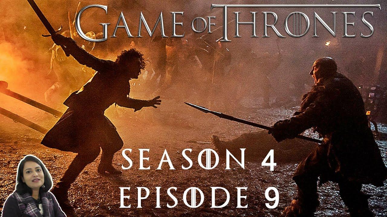 Game of thrones cliff notes season 4