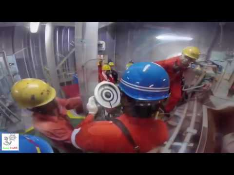 The life of seaman inside Tanker vessel