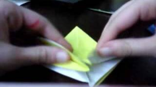 How To Fold An Origami Horse Part 1