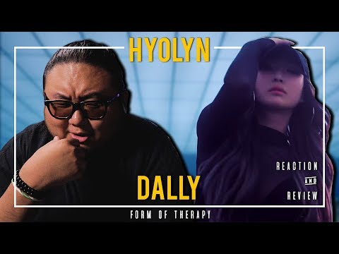 """Producer Reacts to Hyolyn """"Dally"""""""