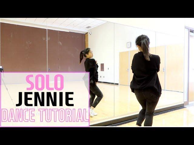 JENNIE - SOLO - Lisa Rhee Dance Tutorial