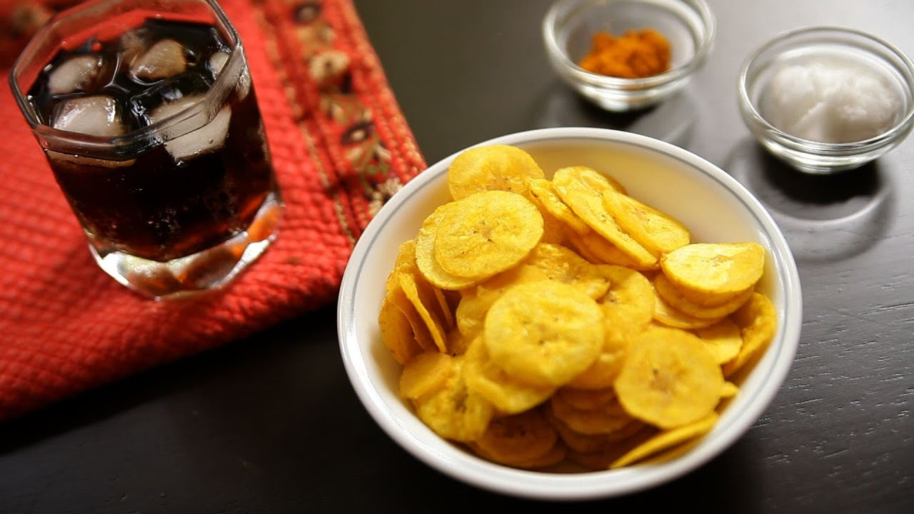 how to make crispy chips