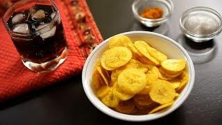 How To Make Banana Chips By Rashmi