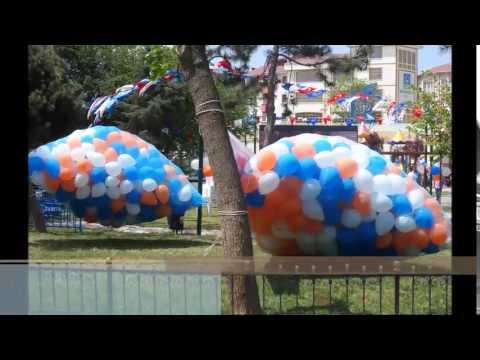 uçan balon kadıköy