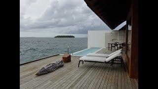 The Westin Miriandhoo Resort, Maldives - Overwater Pool Villa