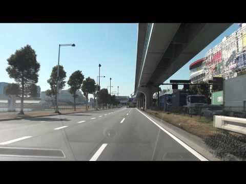 [drive japan]芝浦ふ頭駅東京税関コンテナ検査センター