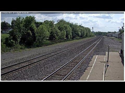 Virtual Railfan Livestream Collection (Ashland, La Plata