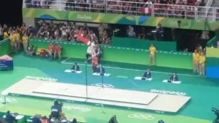 Fabian Hambüchen Gold Medallie Rio 2016 Video