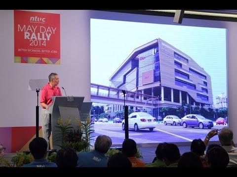 May Day Rally 2014 (Full speech)