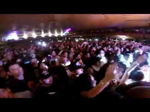 POD - Southtown em São Paulo ( Live in Sao Paolo - 2014) GoPro3+ cam