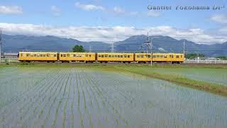三岐鉄道北勢線 東員-大泉 270形他 普通列車