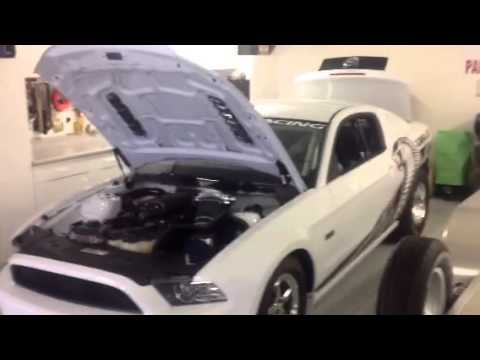 2014 Ford Mustang Super Cobra Jet Factory Race Car For Sale By Www.pmautos.com