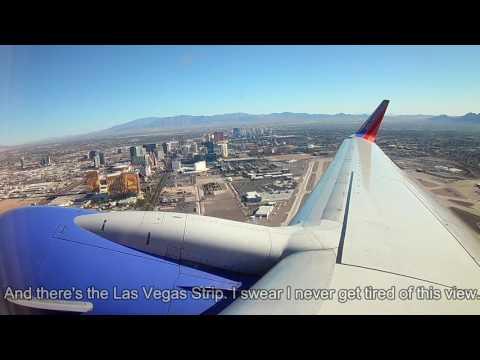 Southwest Airlines B737-700, Flight 4203, Las Vegas (LAS) to Oakland (OAK), 5/20/17