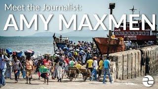 Meet the Journalist: Amy Maxmen(, 2015-08-25T19:09:21.000Z)