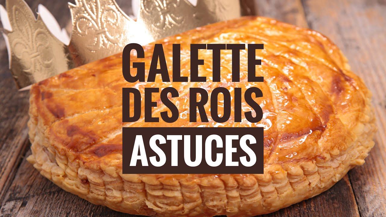 Galettes des rois astuces herv cuisine compilation youtube - Galette des rois herve cuisine ...