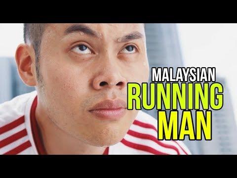 Malaysian Running Man (Youtube Mega Collab 2018!)