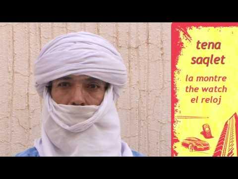 Les mots nouveaux en tamasheq