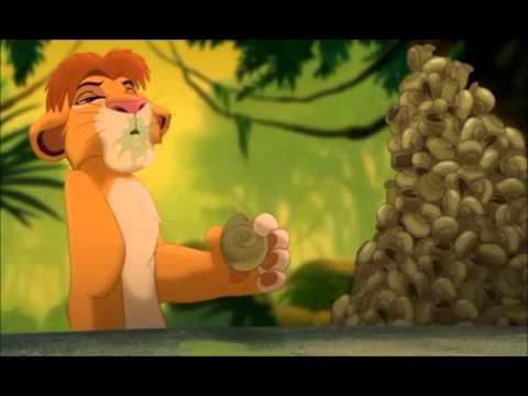 Il Re Leone 3 - Pappata di Chiocciole