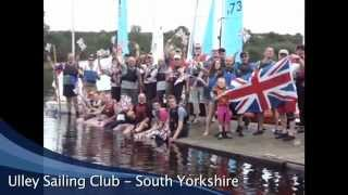 RYA Push the Boat Out day - Cheering on the British Sailing Team for the Olympics and Paralympics
