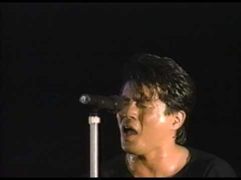 1991年「SAY YES TOUR」(9/10) WALK