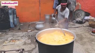 Muslim Chicken Dum Biryani Prepared for 300 people -  Indian Street Food