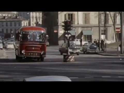 Alfa Romeo Giulia e 2600 Sprint Polizia di Stato - Banditi a Milano ('68)