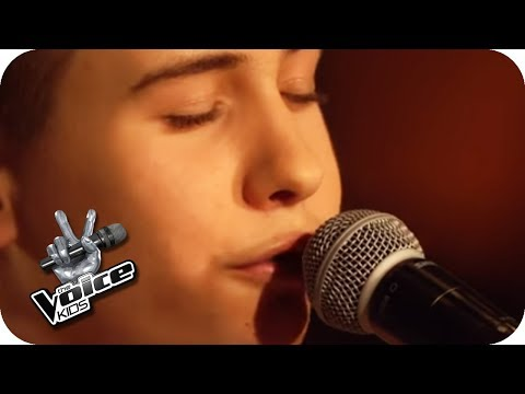 Jamie Lawson - Wasn't Expecting That (Luca) | The Voice Kids 2017 | Sing Offs | SAT.1